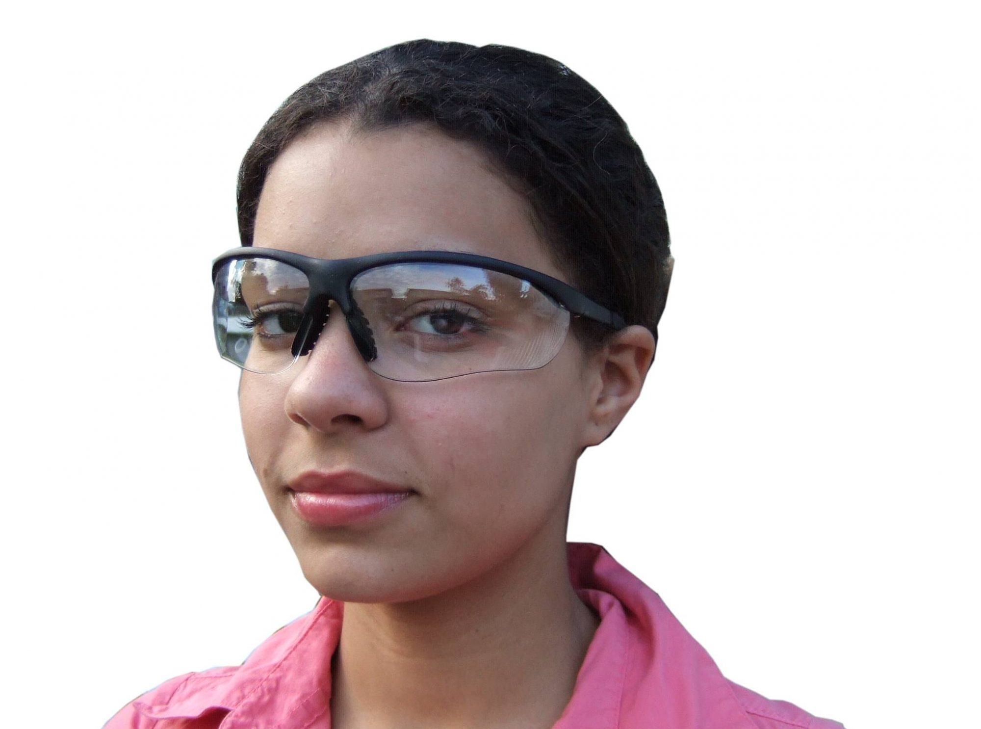 Safety glasses for the workers.